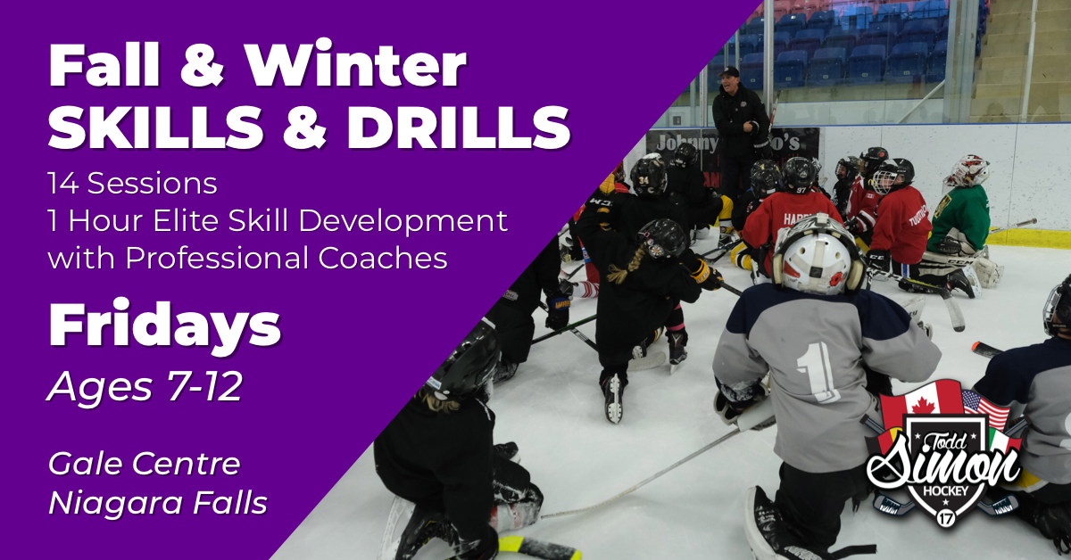 FALL& WINTER SKILLS & DRILLS - FRIDAYS